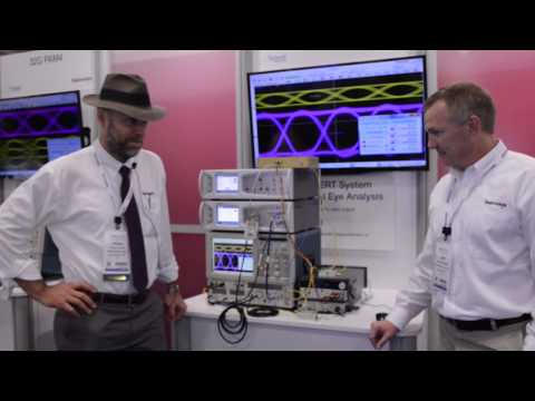 40 Gb/s BERT Tester | Optical Test | Tektronix