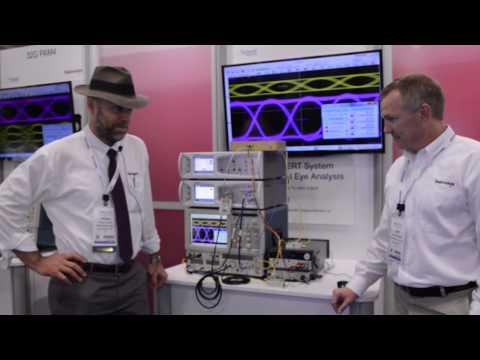 40 Gb/s BERT Tester   Optical Test   Tektronix