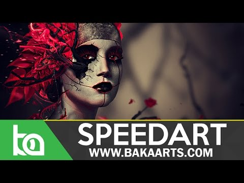 Rosegrave | Speed Art Photomanipulation [HD]