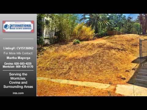 Los Angeles Real Estate Land for Sale. $120,000  - Martha Mayorga of ires.com