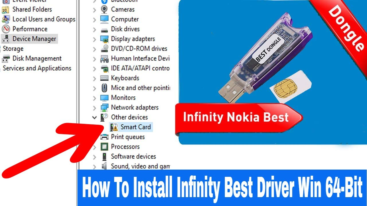 Download smart card driver for infinity best dongle