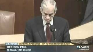 WikiLeaks Ron Paul Reveals Secret Baghdad Embassy Cable To Congress