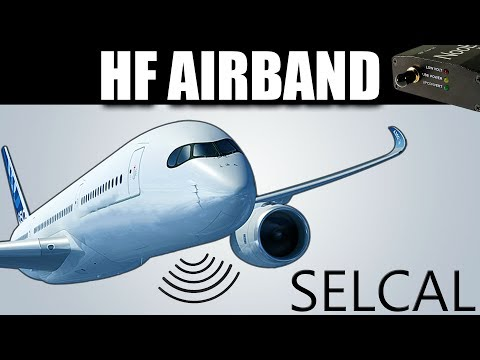 Receiving HF Air Band With An RTL SDR Receiver - SELCAL