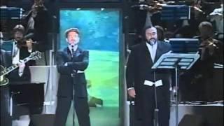 U2   Miss Sarajevo   Bono, Brian Eno, Luciano Pavarotti 1995