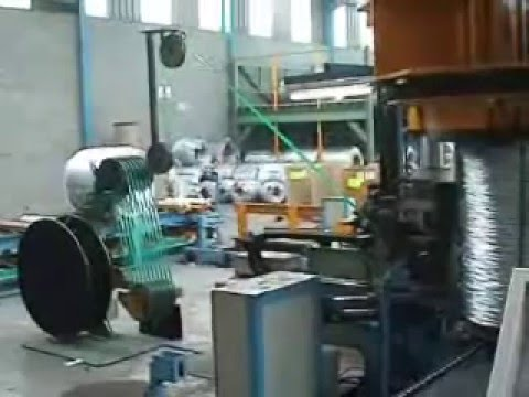 wire strapping machine