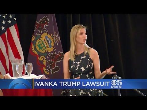 SF Company Sues Ivanka Trump Brand Over Practices