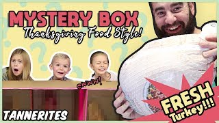 HAND in The Wrong Mystery Box! | Mystery Box of Thanksgiving Items