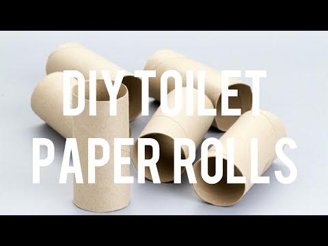 DIY Toilet Paper Rolls flowers & gifts 2019 ||Nj Crafts