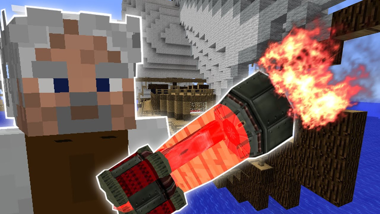 minecraft the ultimate weapons mission custom mod