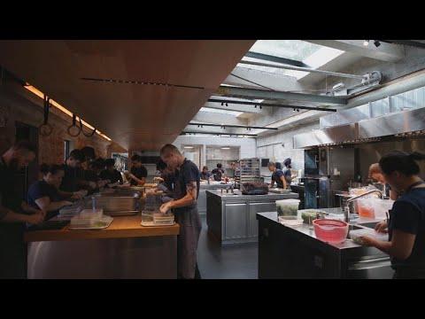 Inside Nomas new restaurant and fermentation lab