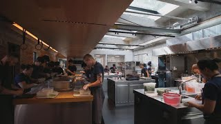 Inside Noma's new restaurant and fermentation lab