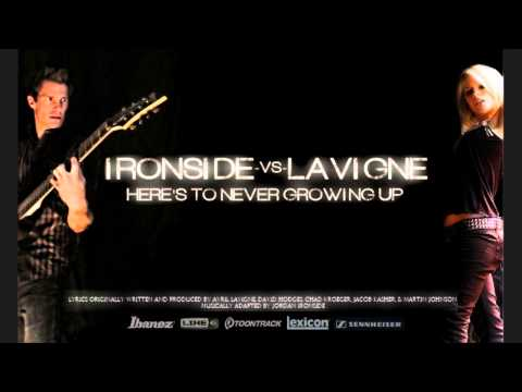 'Here's to Never Growing Up' [Clean] - IRONSIDE vs LAVIGNE Metalcore Remix