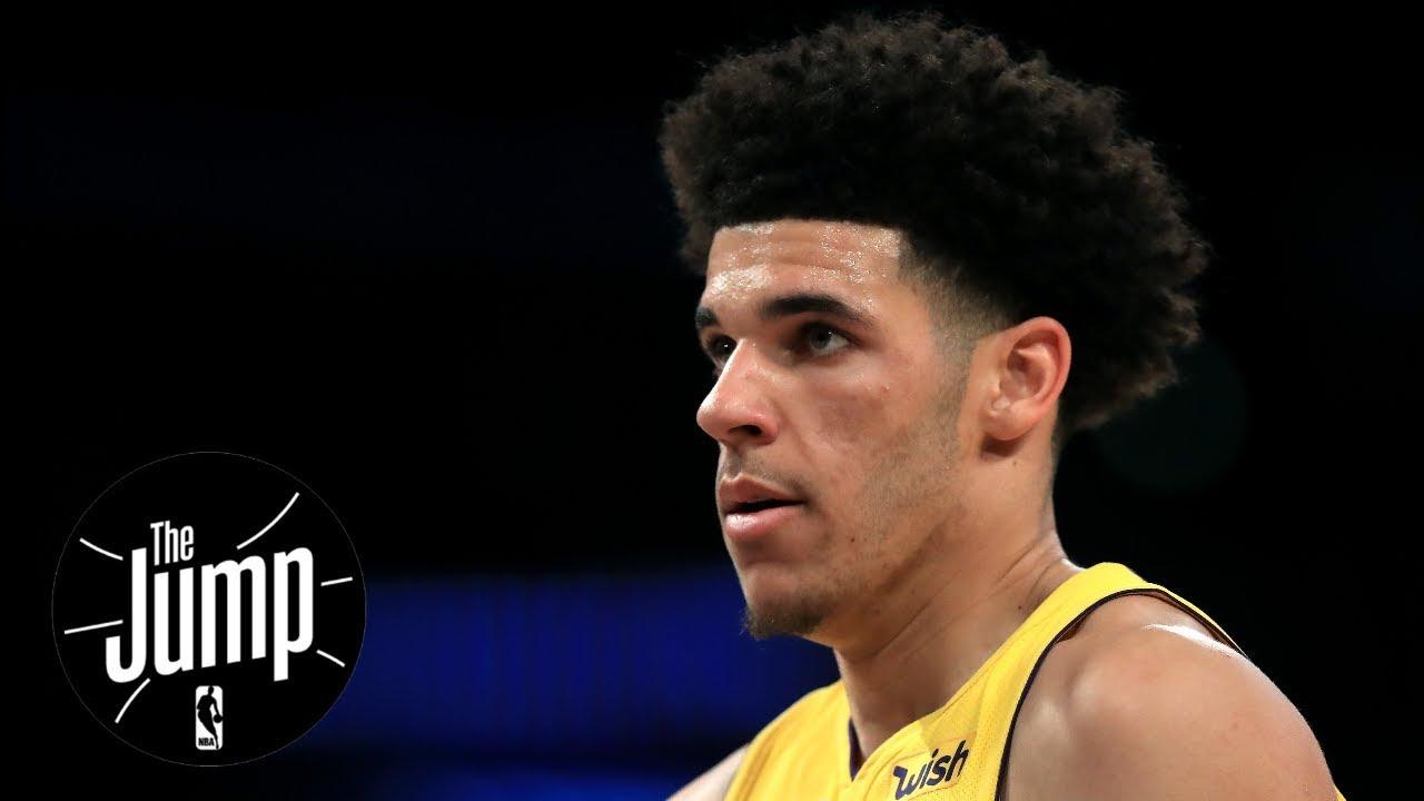 Lonzo Ball ducking De'Aaron Fox? | The Jump | ESPN