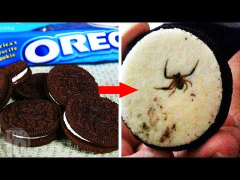 Thumbnail: 10 Shocking Things Found In Your Favourite Foods!