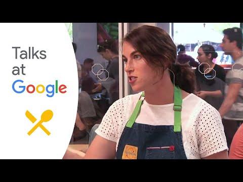 "Brooke Lewy: ""Vegetables on Fire"" | Talks at Google"