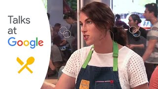 "Brooke Lewy: ""Vegetables on Fire"" 