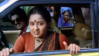 Mella Thiranthathu Kadhavu Tamil Movie Scenes | Mohan Meets Radha | Mohan | Amala Akkineni