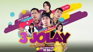 3 Jomblo Alay Siap Mencari Cinta di MNCTV! - 31 JULI 19.30 WIB