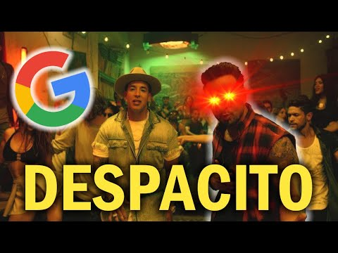 Despacito but every word is a Google image