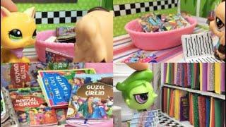 ❥ Minişler: Okul Maceraları Bölüm 12 - Minişler Cupcake Tv - LPS Littlest Pet Shop