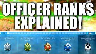 RIP PRESTIGE MODE! Modern Warfare's NEW Progression System Explained (Officer Ranks)