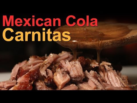 Carnitas – Mexican Pork for Tacos & Burritos