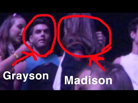 Madison beer and Grayson Dolan dating? Coachella Tea?