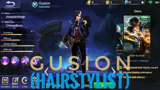 NEW GUSION SKIN (HAIRSTYLIST)