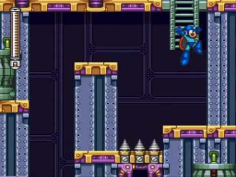 Mega Man 7 - Wily's Fortress : Stage 1