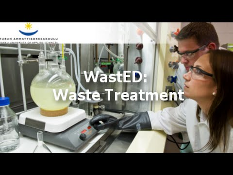WastED: Waste Treatment - Turku University of Applied Sciences