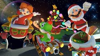 Mario Kart Tour - All Christmas Characters, Karts & Gliders (2019)