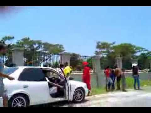Deadly Accident in Hanover Jamaica (dead body)