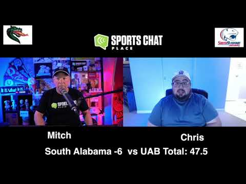UAB at South Alabama - Thursday 9/24/20 - College Football Picks & Prediction | Sports Chat Place