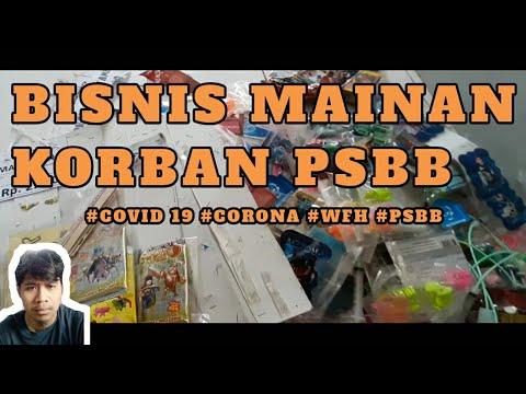 bisnis-mainan- -mainan-korban-psbb-covid-19-corona-wfh