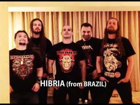 HIBRIA -LOUD PARK 09-