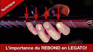 Exercice MIRACLE: Le REBOND en LEGATO!