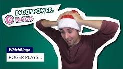 Big Win for Christmas? | Roger Plays Paddy Power Bingo |