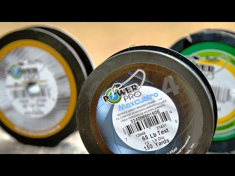 What Type Of Braided Fishing Line Is Best?