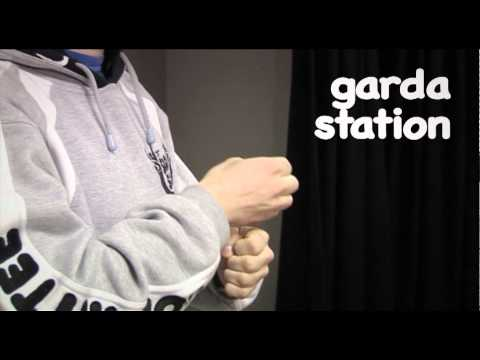 Buildings and Amenities in Irish Sign Language (ISL)
