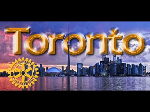 Rotary Convention 2018 Toronto