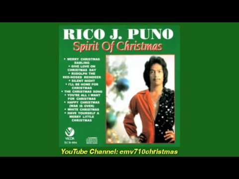 You're All I Want For Christmas - Rico J. Puno