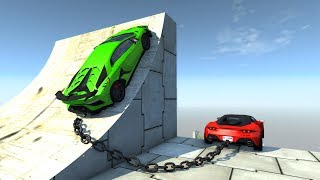 High Speed Jumps/Crashes Compilation #55 - BeamNG Drive Satisfying Car Crashes