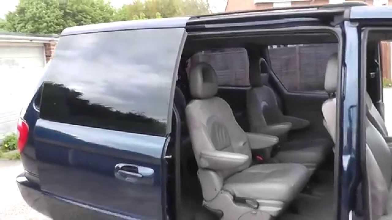 Chrysler Grand Voyager 2001 Youtube