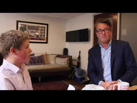 Joe Scarborough Interview