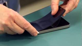 3m Image Lab: Privacy Screen Protector Demo For Iphone