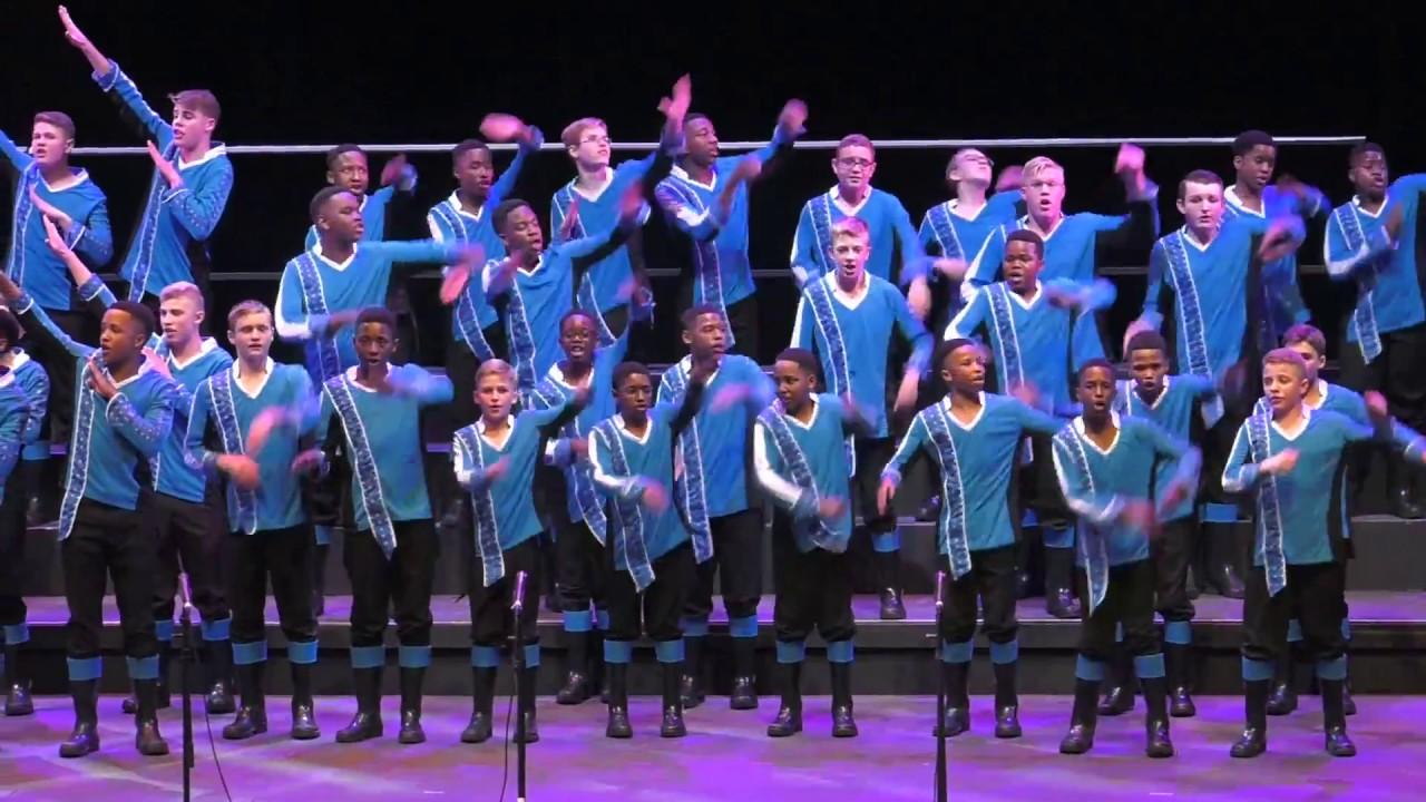 World Choir Games 2018  - Drakensberg Boys' Choir (South Africa)