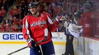 Ovechkin dekes for game-winner in shootout