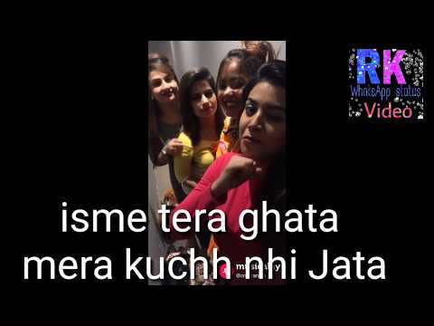 isme-tera-ghata-song-funny-video-2018