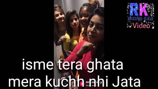 isme-tera-ghata-song-funny-2018