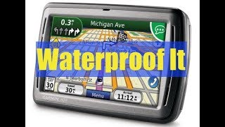 How to Waterproof GPS for a Mo…